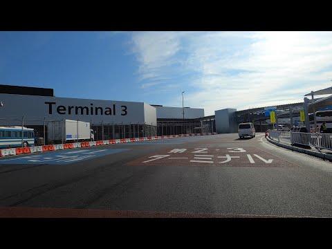 NRT AIRPORT - 4K TOKYO DRIVE - JAPAN 2020 Slow TV - NARITA