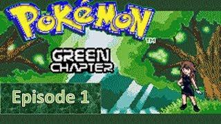 Pokemon Adventure Green Part 1: The Escape