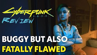 Cyberpunk 2077 Review - What The H*** Happened? (Video Game Video Review)