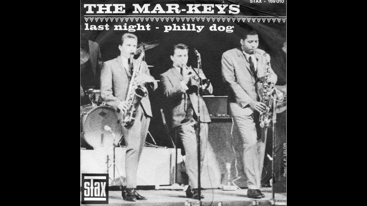 Last night (The Mar Keys) - Cover - YouTube