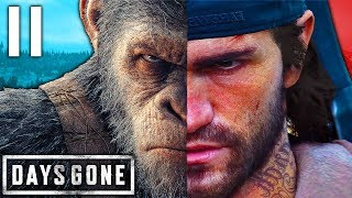 DAYS GONE 2 - NEW STORY LINE EXPLAINED! (APES THOERY)