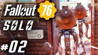 Fallout 76 Deutsch PC Solo Mr Farmhand Fallout Gameplay German #02
