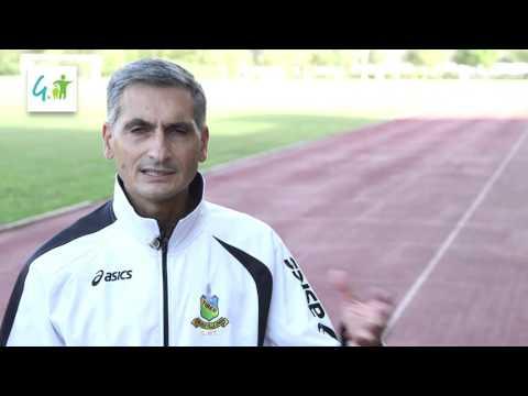 Sport in Famiglia - 9°Puntata: Atletica leggera: SALVATORE NICOSIA - I miei genitori...-