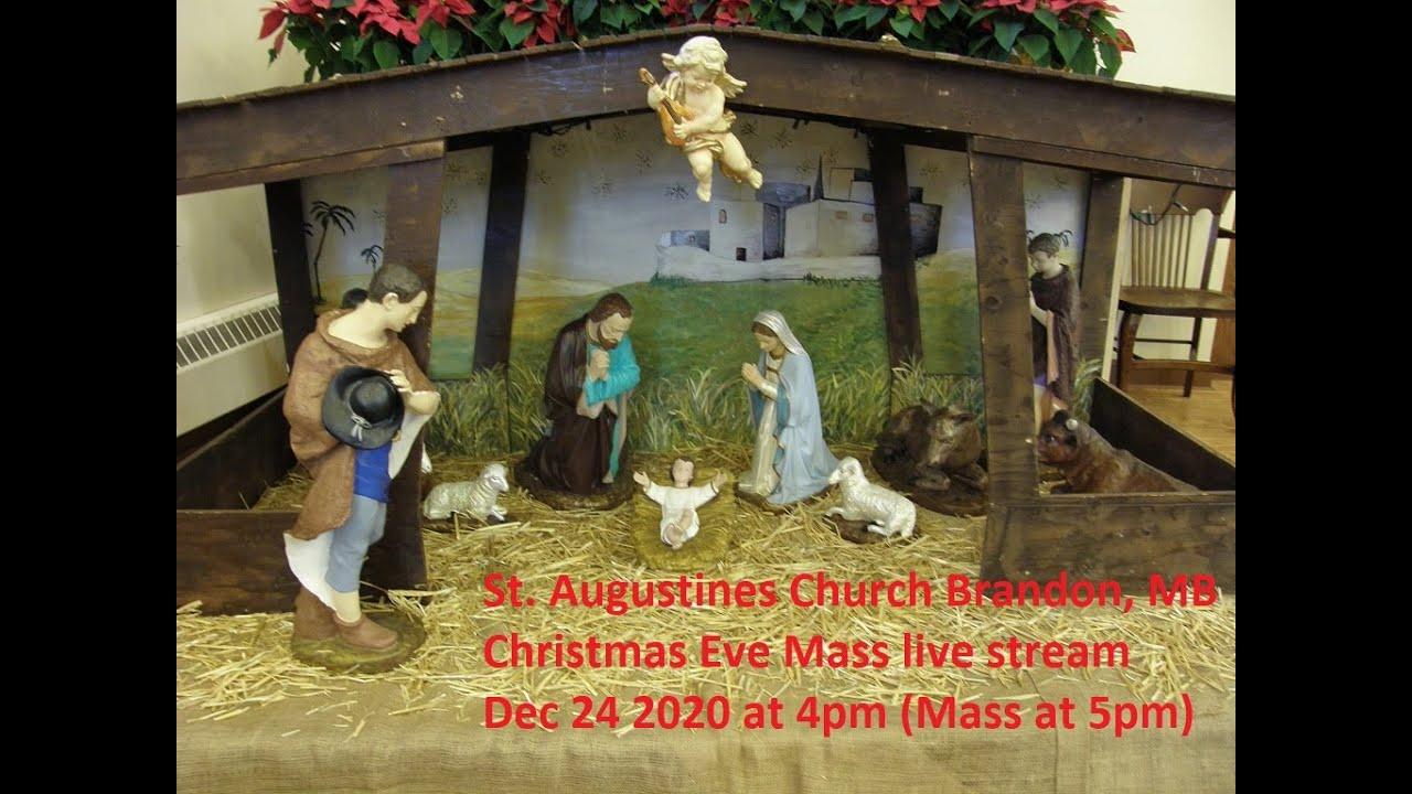 Christmas Eve Livestream (here!)