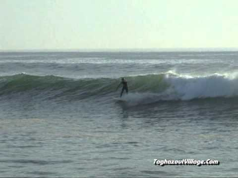 Taghazout Surf Spot : Panorama