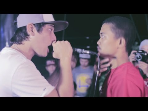 Bahay Katay - Young One Vs Kritiko - Rap Battle @ Giniling Festival Pt. 3