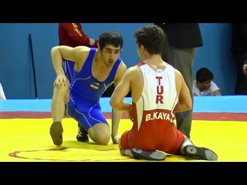 Freestyle Wrestling – Turkey vs Iran 57kg Match
