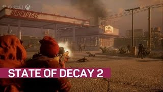 State of Decay 2 rises spring 2018