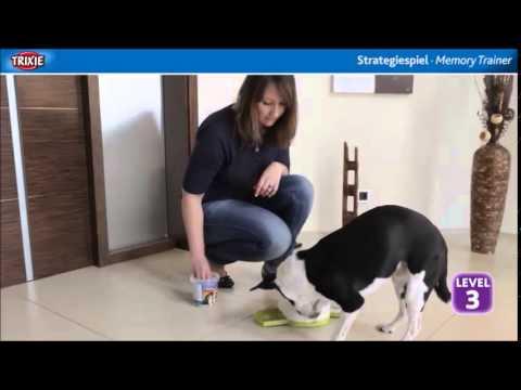 Jouet pour chien TRIXIE MEMORY TRAINER
