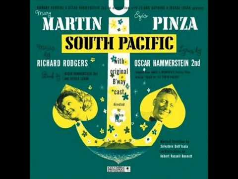 South Pacific (1949) Original Broadway Cast Recording