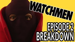 WATCHMEN Episode 2 Breakdown, Theories and Details You Missed!