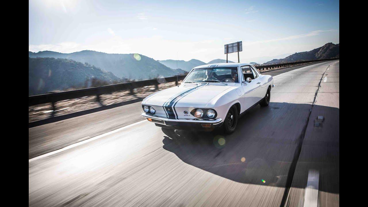 1966 Chevrolet Corvair Yenko Stinger  Jay Lenos Garage  YouTube