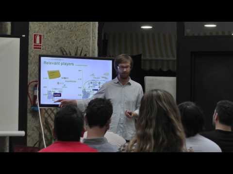 Pirates on Shore Madrid 2014: The Basics of VC (Rodrigo Martinez - Point Nine Capital)