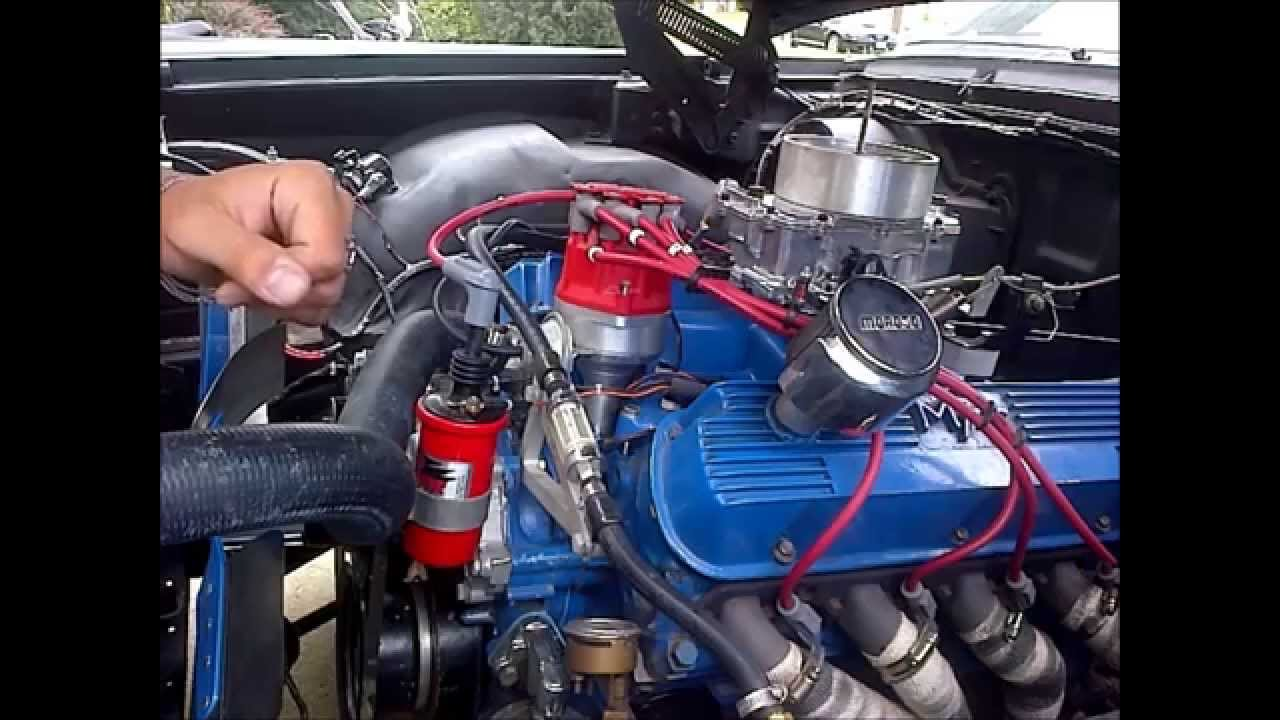 390 Ford Engine Diagram Msd Setting Ignition Timing In Depth Look Youtube