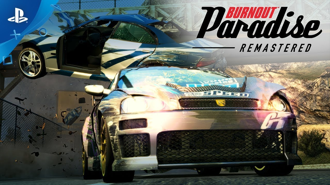 Burnout Paradise Remastered Review - PlayStation Universe