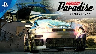 Burnout Paradise Remastered - The Race Is On Trailer | PS4