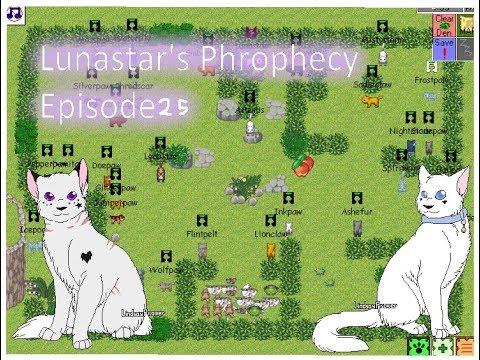 Lunastar's Phrophecy Episode 25:  Omen of Stray kits