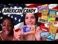 BRITISH GIRLS TASTING AMERICAN CANDY
