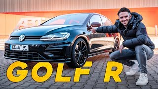 VW Golf 7 R   Was geht nach WLTP?   Daniel Abt