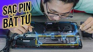 Cách Sạc Pin Laptop Gaming CHỐNG CHAI Đúng Kiểu DÂN CHƠI!