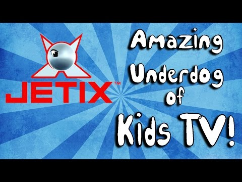 JETIX - The Amazing Underdog of Kids Television