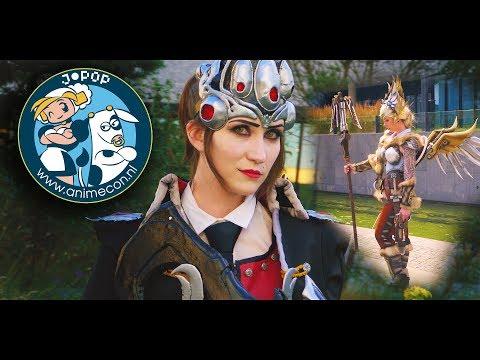 Animecon 2017 :: World Forum, The Hague, Netherlands :: Cosplay Music Video :: 4k UHD - Sevenblade