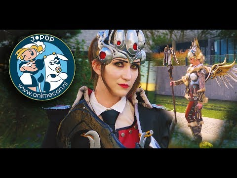 Animecon 2017 :: World Forum, The Hague :: Cosplay Music Video :: 4k UHD