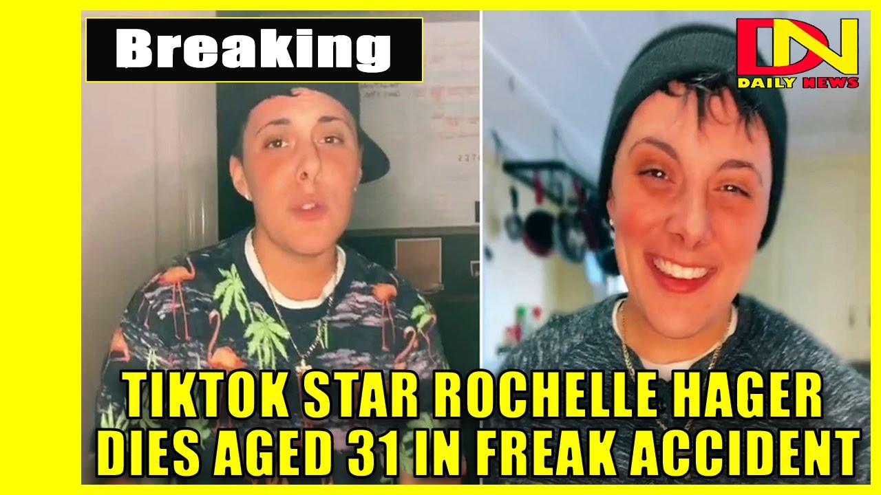 TikTok star Rochelle Hager killed as tree branch strikes car, police say