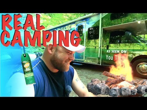 New Hampshire Summer Paradise Camping