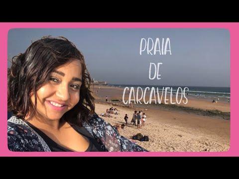 Praia de Carcavelos Portugal 🇵🇹