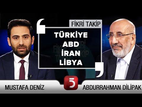 ABD-İran Krizi - Abdurrahman Dilipak - Mustafa Deniz - Fikri Takip