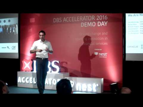 NetGuardians' Pitch at DBS Accelerator Demo Day 2016