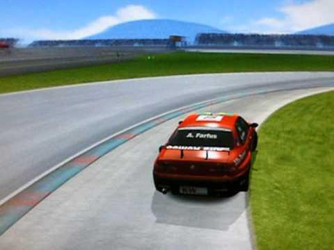 Game, Race Wtcc Puebla.
