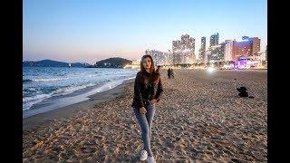 ПУСАН, ПЛЯЖ ХЭУНДЭ | ШОУ | ИНДИЙСКОЕ КАФЕ | Южная Корея