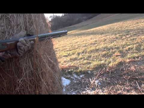 HUNTIN IN THE HAY Muzzleloader