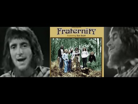 Unreleased vocals of Bon Scott released after 50 years from band Fraternity