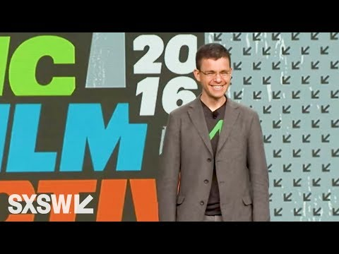 Max Levchin   Unstoppable Trends that are Changing the World   SXSW Interactive 2016