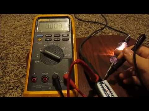 How To Use A Fluke Multimeter Basic Functions