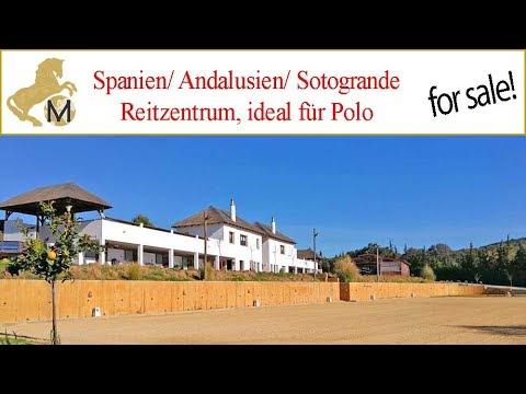 Reitanlage, Reitzentrum, Andalusien, Sotogrande Zu Verkaufen