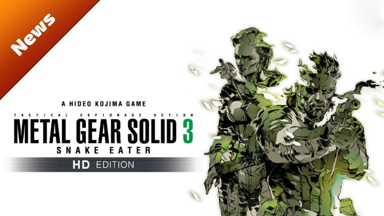 METAL GEAR SOLID 3 : Snake Eater - HD Edition - Nvidia Shield
