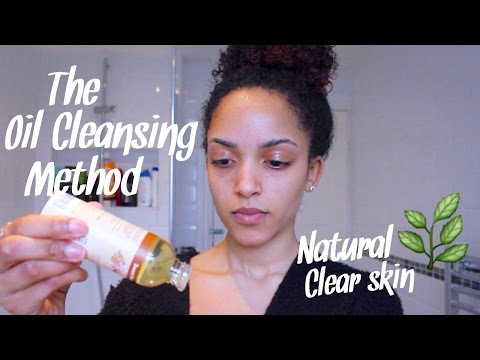 The Oil Cleansing Method tutorial | Amymaxine thumbnail