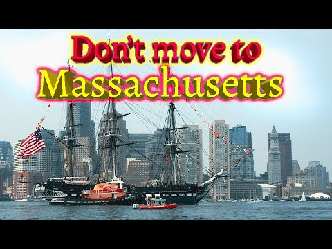 Top 10 reasons NOT to move to Massachusetts. The Patriots are not on this list.