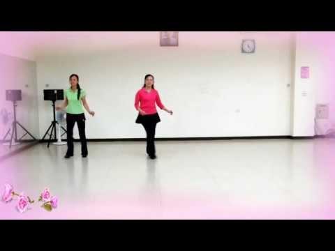 Mary's Boy Child - Line Dance