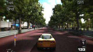 Project Gotham Racing 3 Gameplay Xbox 360