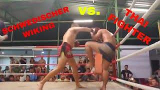 MUAY THAI 👊 KRASSER WIKINGER zerstört THAI 👊