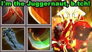 Insane Master Of Duel Jugger | Dota 2 Ability Draft