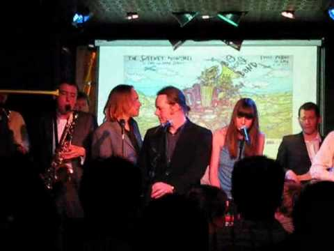 The Candidates - Watergate (live@The Sweeney Mongrel)