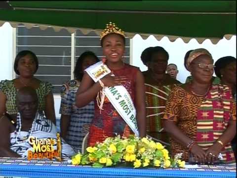 EMEFA ADETI WINNER OF GHANA'S MOST BEAUTIFUL 2012- HOME COMING FINAL.mpg