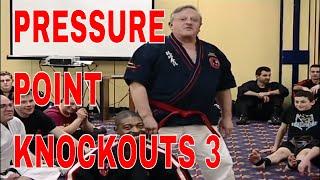 George Dillman Seminar Pt4 Stomach 9 & 10 KO
