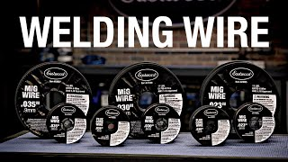 Eastwood Welding Wire - Quality Wire to Keep You Welding!